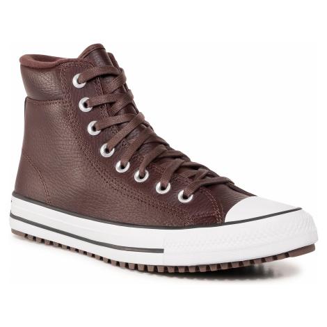 Trampki CONVERSE - Ctas Pc Boot Hi 168868C Dark Root/White/Black