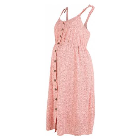 GAP Sukienka koralowy / biały