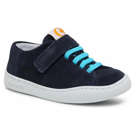 Półbuty CAMPER - Peu Touring Kids K800375-002 Blue