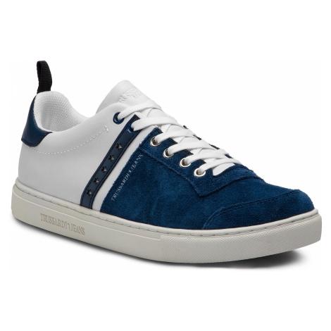 Sneakersy TRUSSARDI JEANS - 77A00110 U280