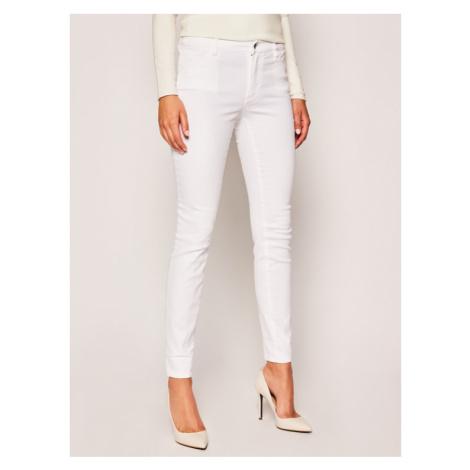 Armani Exchange Jeansy Super Skinny Fit 8NYJ01 Y5ECZ 0102 Biały Skinny Fit