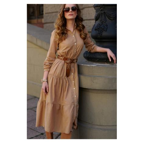 Makadamia Woman's Dress L18