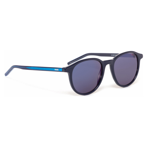 Okulary przeciwsłoneczne HUGO - 1028/S Blue PJP Hugo Boss