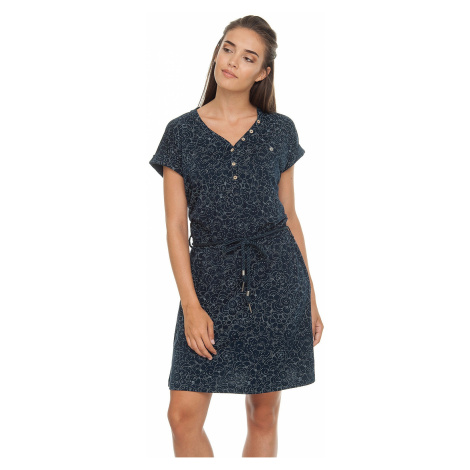 sukienka Ragwear Britta - 2028/Navy