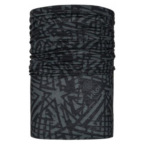 Darlin multifunctional scarf dark gray - Kilpi UNI