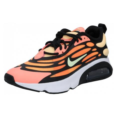 Nike Sportswear Trampki niskie 'Air Max Exosense' pomarańczowy / czarny / różowy