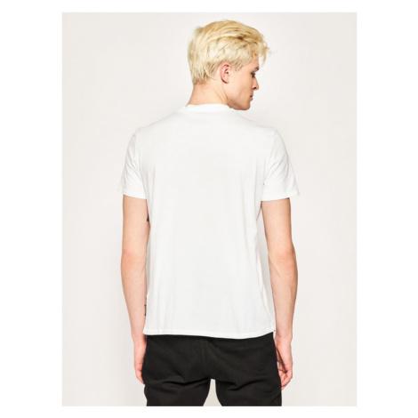 Just Cavalli T-Shirt S01GC0625 Biały Regular Fit