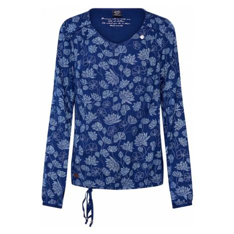 Ragwear Koszulka indygo / jasnoniebieski