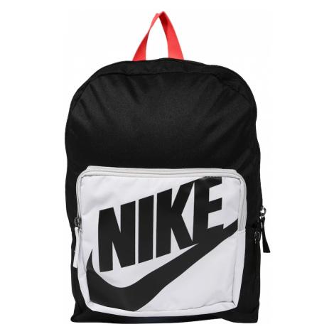 Nike Sportswear Plecak czarny / biały