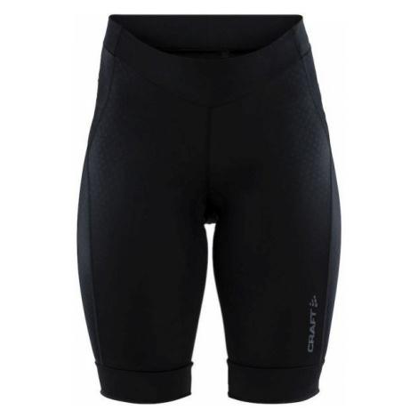 Craft RISE czarny M - Spodnie rowerowe damskie