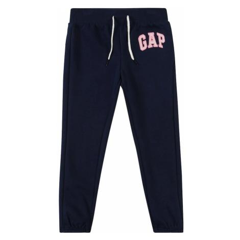 GAP Spodnie 'ARCH PANT' niebieski