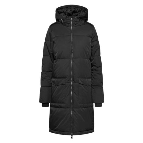OBJECT Płaszcz zimowy 'ZHANNA' czarny