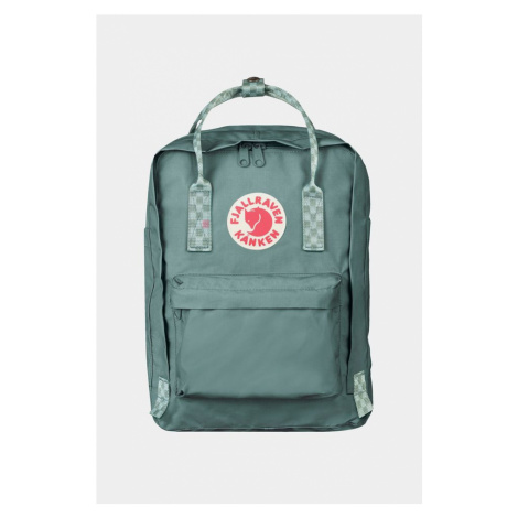 "Plecak Fjallraven Kanken Laptop 13"" F27171-664-904 Forest Green-Chess Pattern Fjällräven"