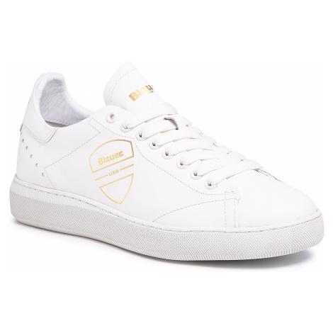 Sneakersy BLAUER - S0KEITH02/LEA White
