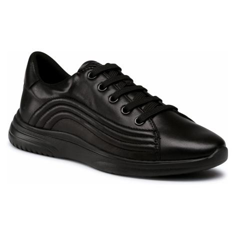 Sneakersy GEOX - D Pillow B D04LZB 000TU C9999 Black