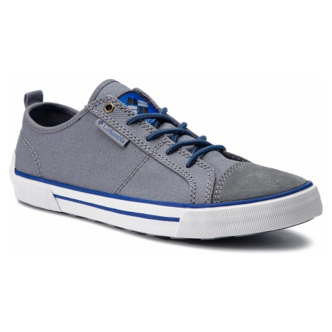 Tenisówki COLUMBIA - Goodlife Lace BM4651 Ti Grey Steel/Royal