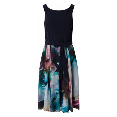 Vera Mont Sukienka ciemny niebieski / mieszane kolory