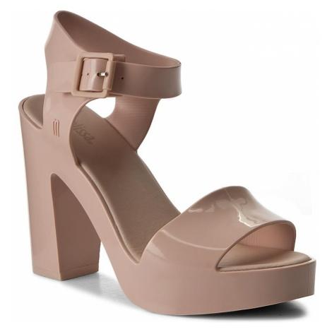 Sandały MELISSA - Mar Heel Ad 31951 Light Pink 01276