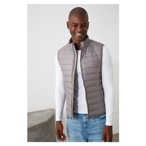 Trendyol Grey Men's Vest