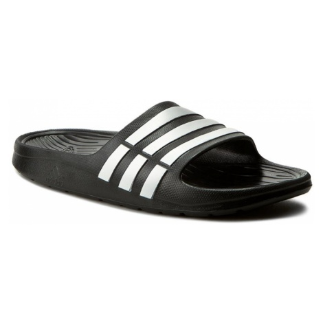 Klapki adidas - Duramo Slide K G06799 Black1/Runwht/Black1