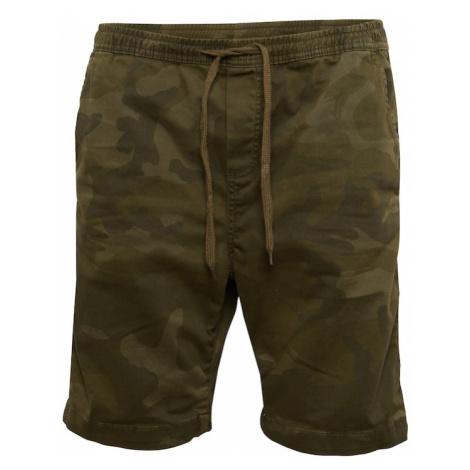Urban Classics Spodnie oliwkowy