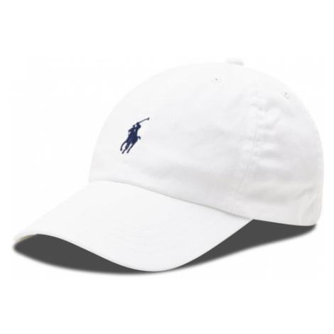 Polo Ralph Lauren Czapka z daszkiem Clsc Cap 323552489001 Biały