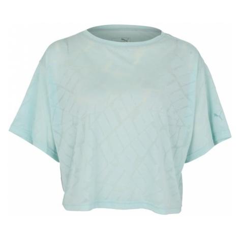 PUMA Koszulka funkcyjna 'Show Off' jasnoniebieski