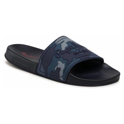 Męskie klapki i japonki Pepe Jeans