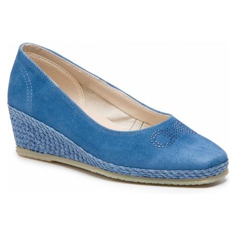 Espadryle SPIFFY - E-91450-50 Jeans 033