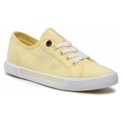 Tenisówki BIG STAR - HH274062 Yellow
