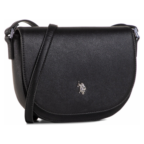 Torebka U.S. POLO ASSN. - Jones S Crossb. W/Flap BIUJE4941WVP000 Black