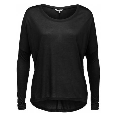 Mbym Koszulka oversize 'Petrol' czarny
