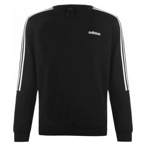 Adidas 3 Paski Crew Bluza Męska