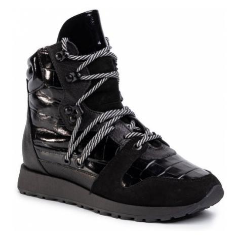 Gino Rossi Sneakersy Yuka DTI775-Y15-0878-9999-T Czarny