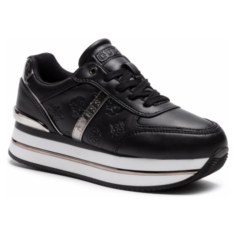 Sneakersy GUESS - Dafnee FL7DFE FAL12 BLACK
