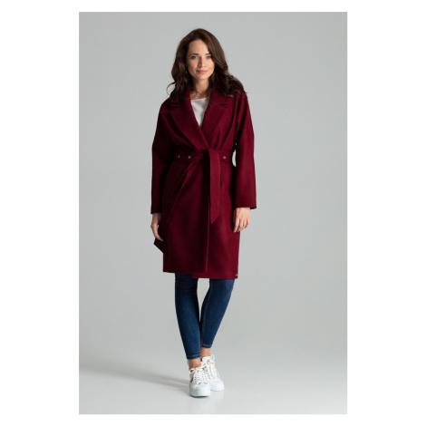 Lenitif Woman's Coat L054 Deep