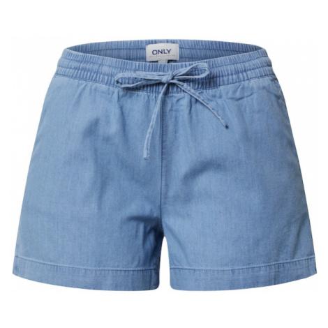 ONLY Spodnie 'Pema' niebieski denim