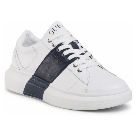 Sneakersy GUESS - Salerno II FM7SAI LEA12 WHBLU