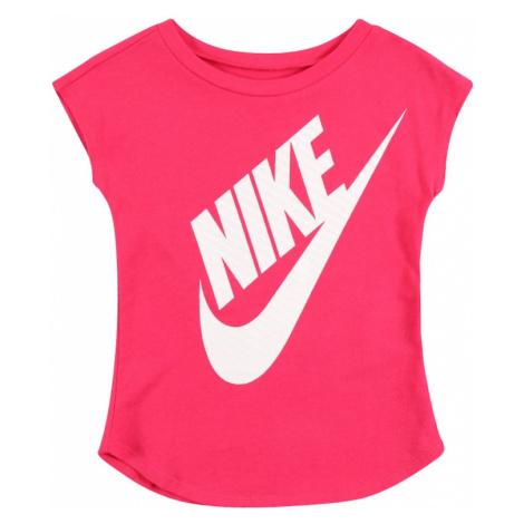 Nike Sportswear Koszulka ' JUMBO FUTURA TEE' koralowy