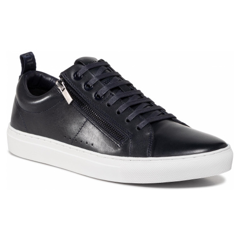 Sneakersy HUGO - Futurism 50414609 10214585 01 Dark Blue 401 Hugo Boss
