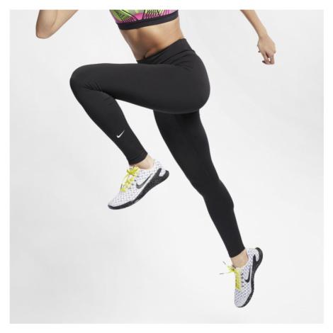 Legginsy damskie Nike One - Czerń