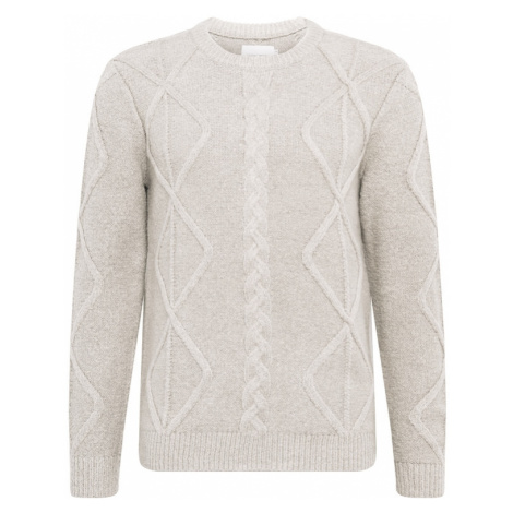 Casual Friday Sweter 'Karl' kremowy Casual Friday by Blend