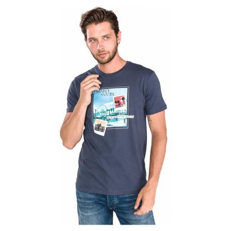 Trussardi Jeans Koszulka Niebieski
