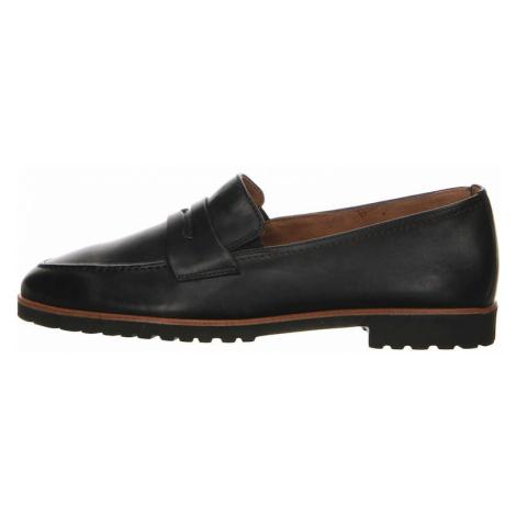 Paul Green Pantofle czarny