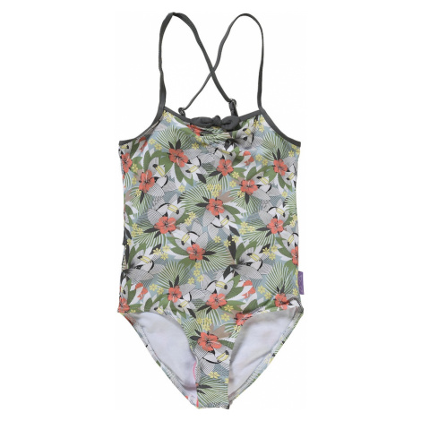 Petit amour Strój kąpielowy mieszane kolory / szary / khaki / koralowy / czarny