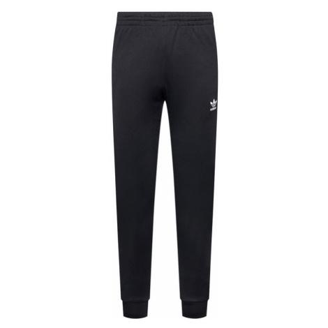 Adidas Spodnie dresowe Sst Tp P Blue GF0210 Czarny Slim Fit