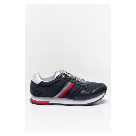 Buty Tommy Hilfiger Sneakersy Casual City Runner Fw0Fw05560Dw5 Navy