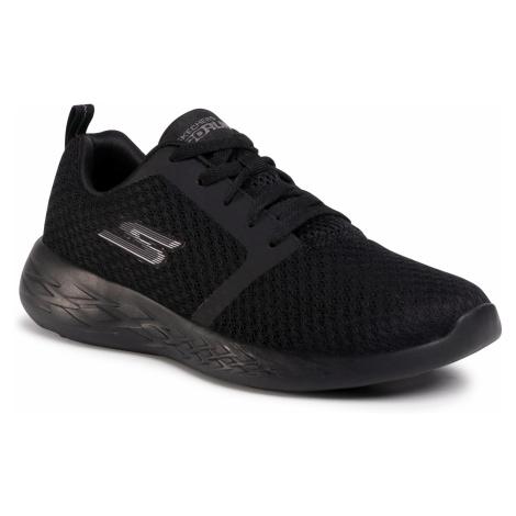 Buty SKECHERS - Go Run 600 15098/BBK Black