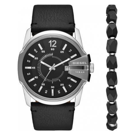 Zegarek DIESEL - Mega Chief DZ1907 Black/Silver