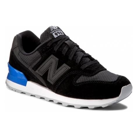 Sneakersy NEW BALANCE - WR996SB Czarny